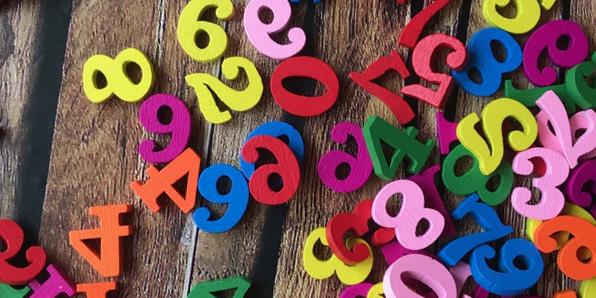 算命学で利用される数字